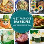 48 recetas para el día de San Patricio