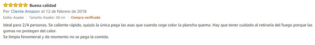cazuelas bergner opiniones 2