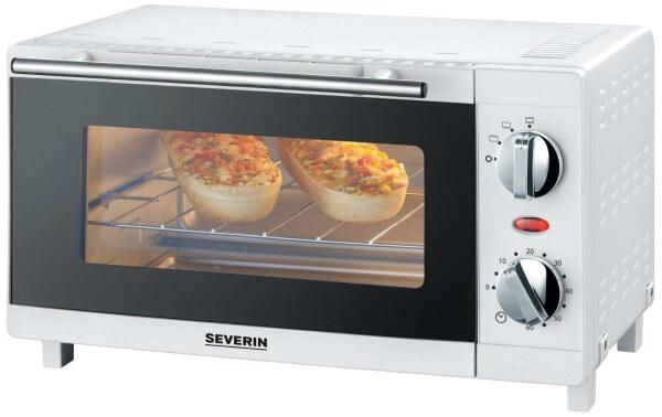 Severin TO 2054 - Mini horno tostador