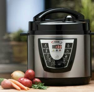 4. Power Pressure Cooker XL