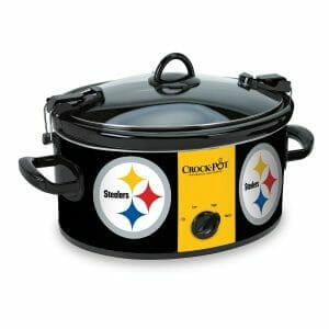 Crock-Pot Pittsburgh Steelers NFL Cook