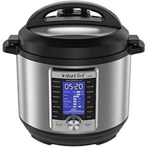 Instant Pot Ultra 6 Qt 10-in-1 Pressure Cooker