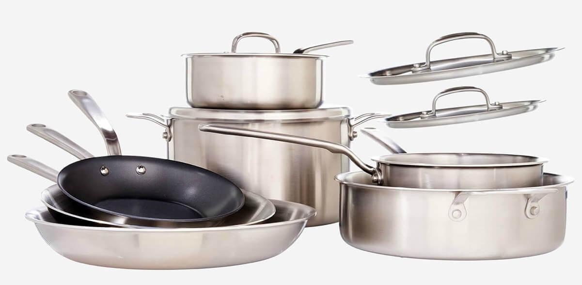 Mejores Baterias De Cocina Para Induccion Baratas Cazuelas