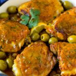 Pollo marroquí