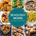 30 recetas navideñas
