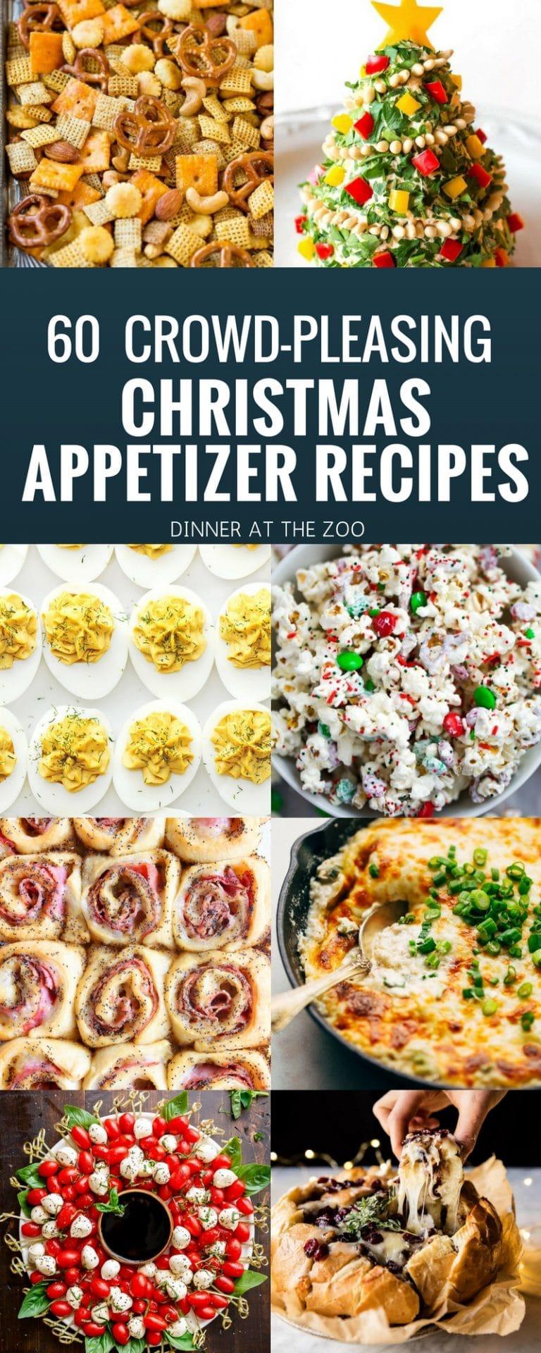 60 recetas para el aperitivo navideño