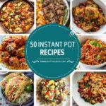 50 recetas instantáneas