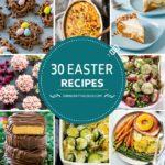 30 recetas de Pascua