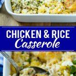 Receta de cazuela de pollo y arroz    Pollo al horno y arroz    Cazuela De Pollo Con Crema De Hongos    Receta de cazuela de pollo
